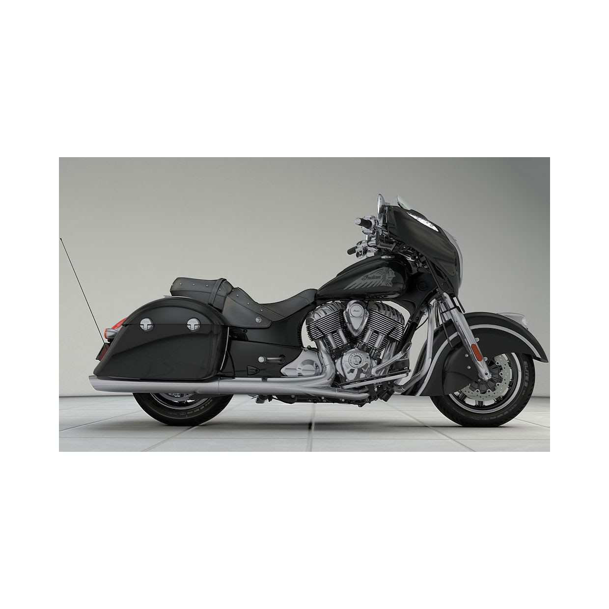 INDIAN Chieftain Thunder Black Pearl