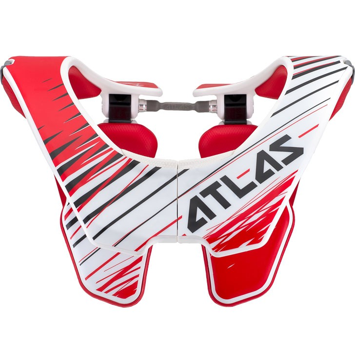 Atlas Brace Air Brace Red Tornado