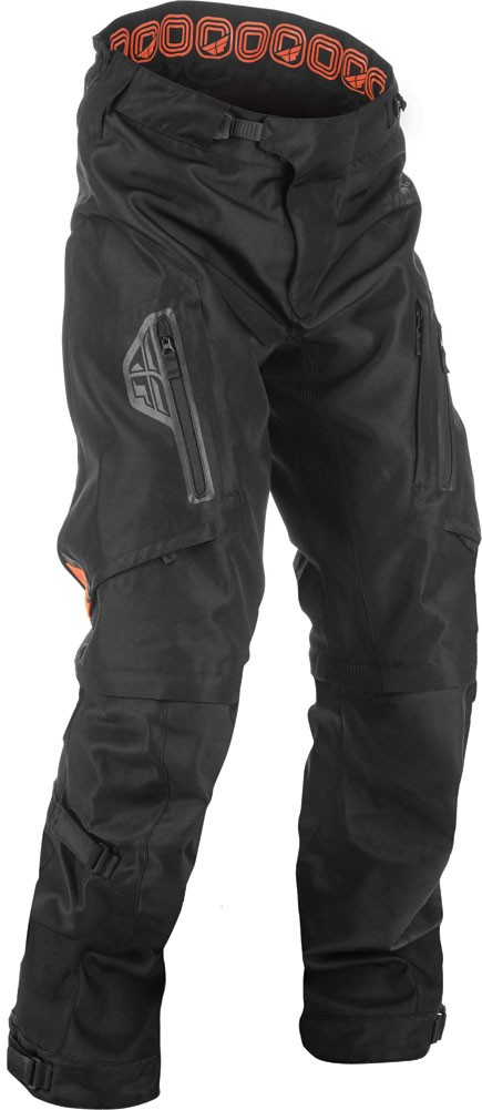 Fly Racing Hose Patrol overboot schwarz