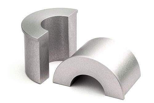 K-Tech Tube clamping tool insert (31mm) two piece