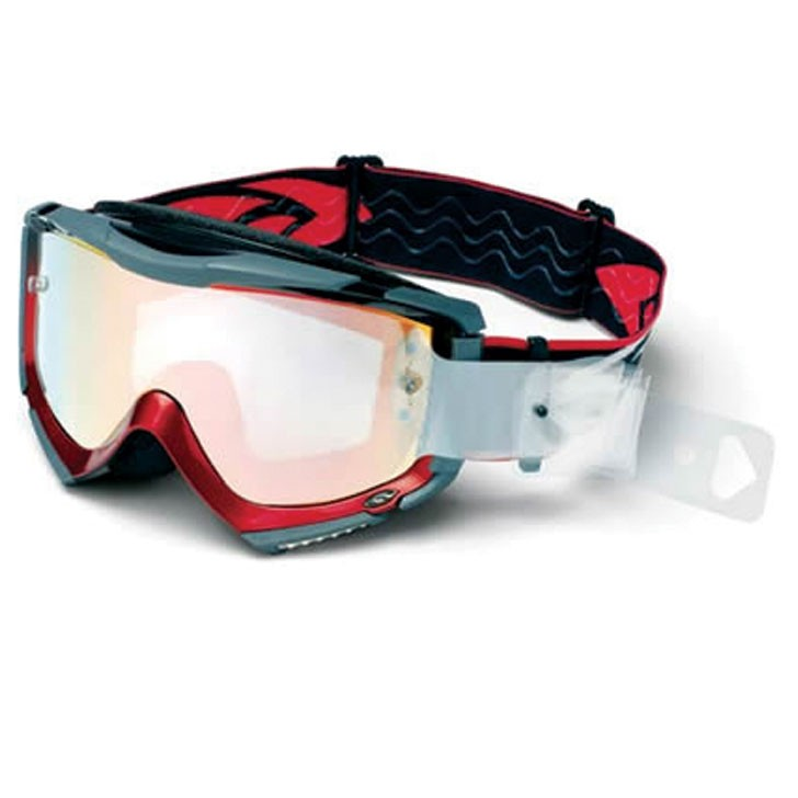 Smith Optics Abreißscheiben Intake Fuel 12-er Pack