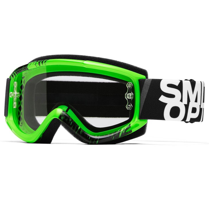 Smith Optics Brille Fuel v1 grün Trance