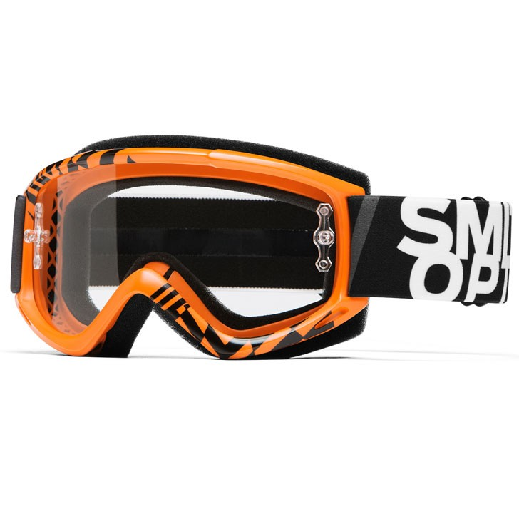 Smith Optics Brille Fuel v1 orange Fader
