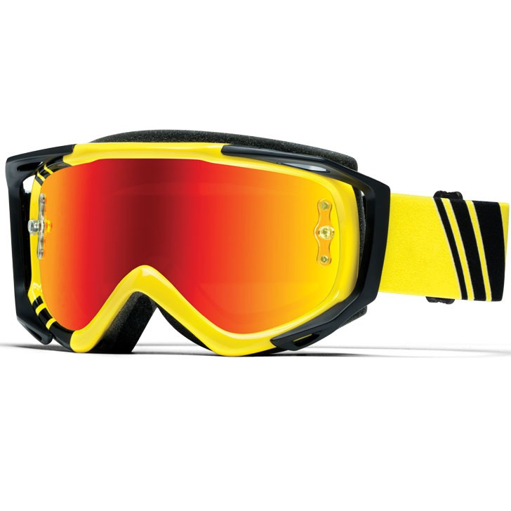 Smith Optics Brille Fuel v2 Sweat-X M gelb archive