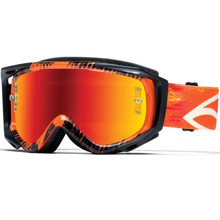 Smith Optics Brille Fuel v2 Sweat-X M orange poolsid