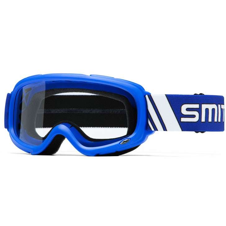 Smith Optics Brille Gambler MX blau