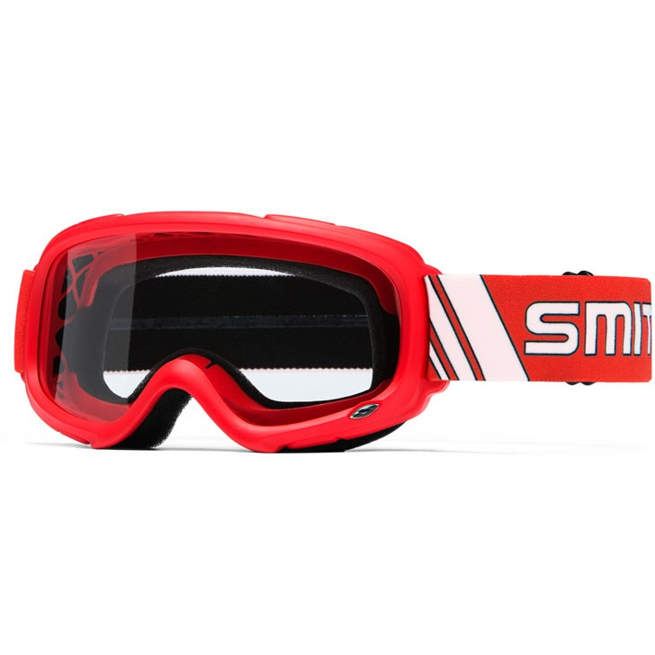 Smith Optics Brille Gambler MX rot