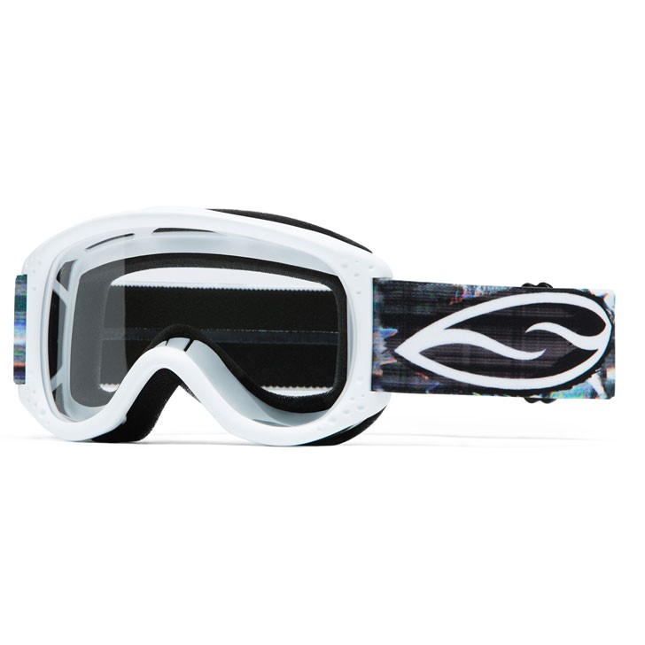 Smith Optics Brille Junior weiß