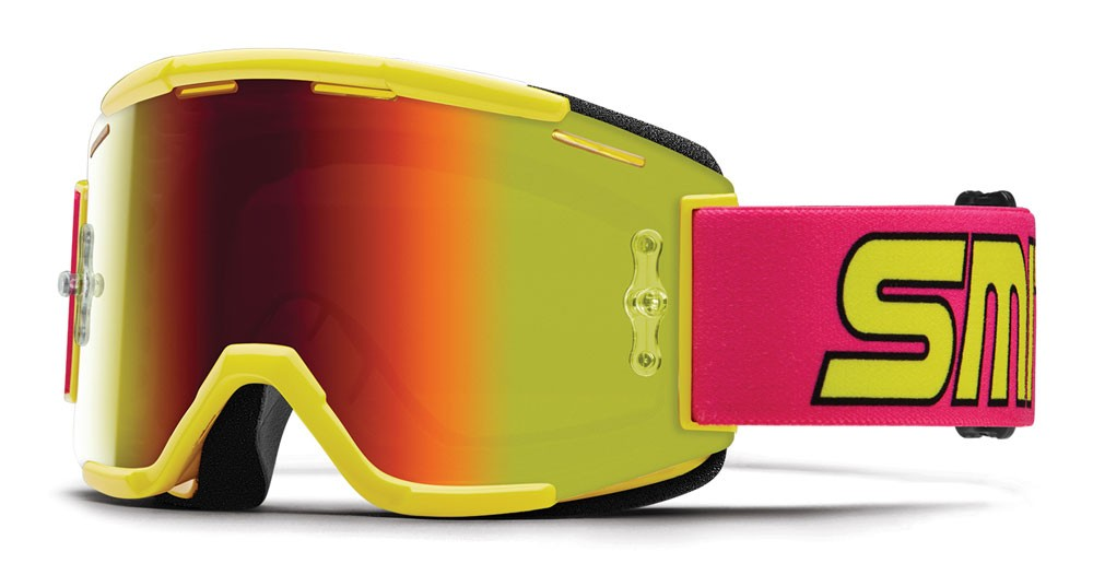 Smith Optics Brille MTB Squad archive neon