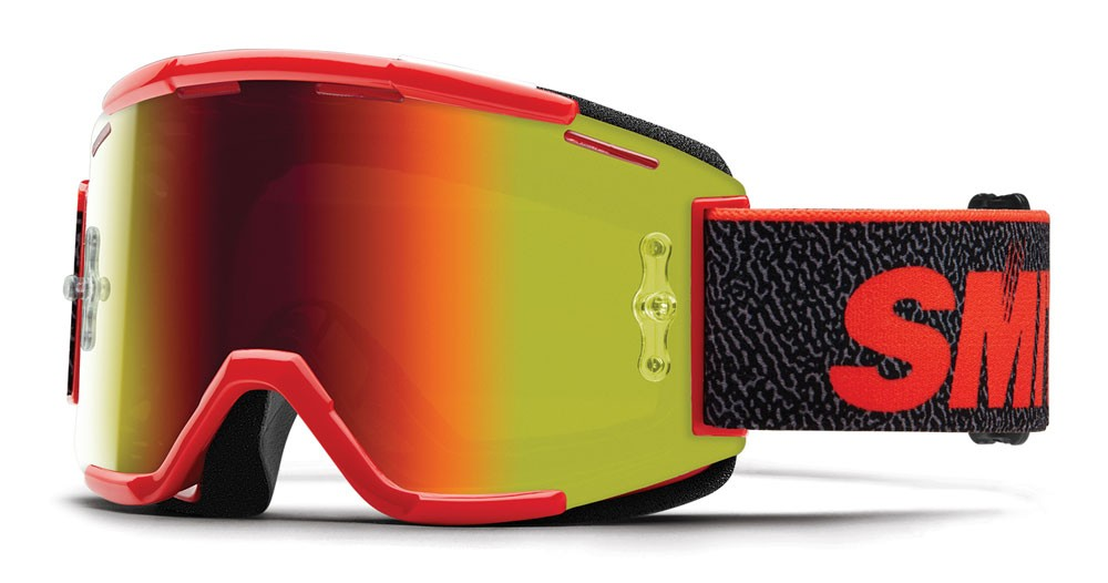 Smith Optics Brille MTB Squad archive rot