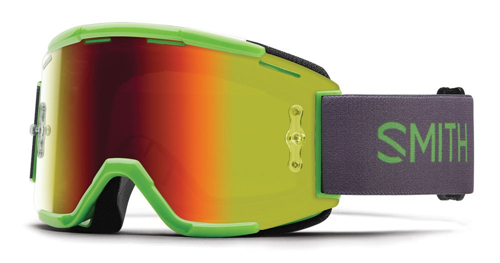 Smith Optics Brille MTB Squad grün reactor