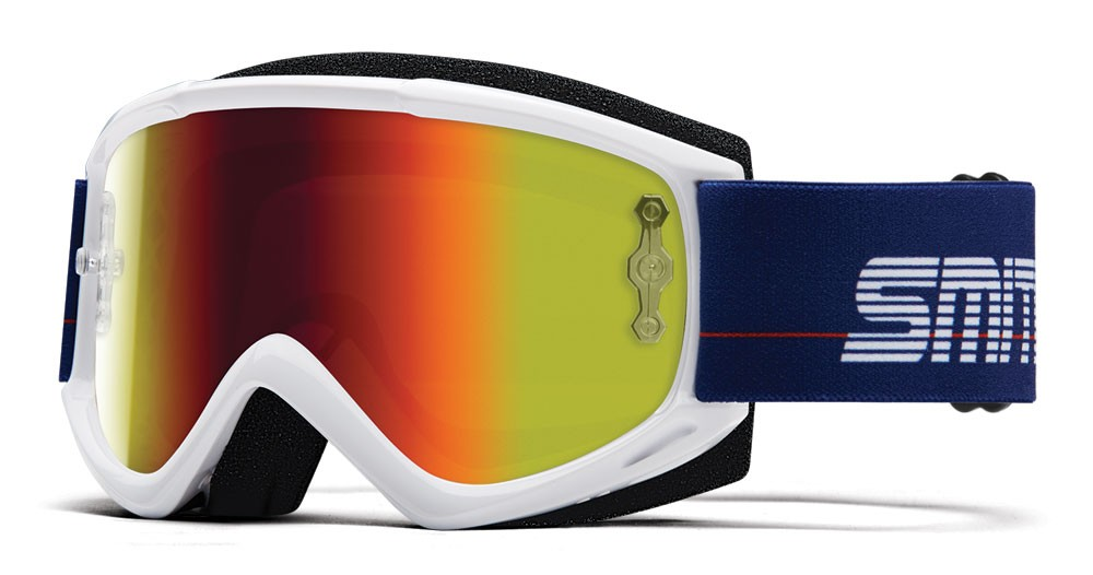 Smith Optics Brille V1 Max weiß archive