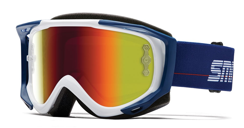 Smith Optics Brille V2 SX archive 89 weiß