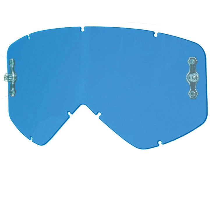 Smith Optics Doppelscheibe blau Intake Fuel
