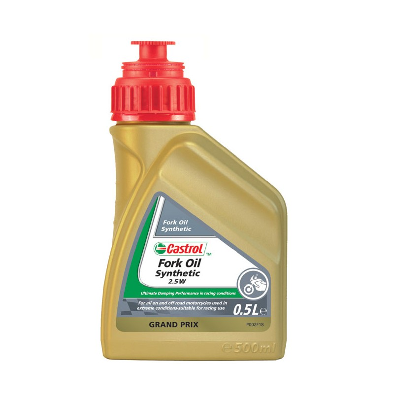 Castrol Fork Oil Synthetic 500 ml SAE 10W