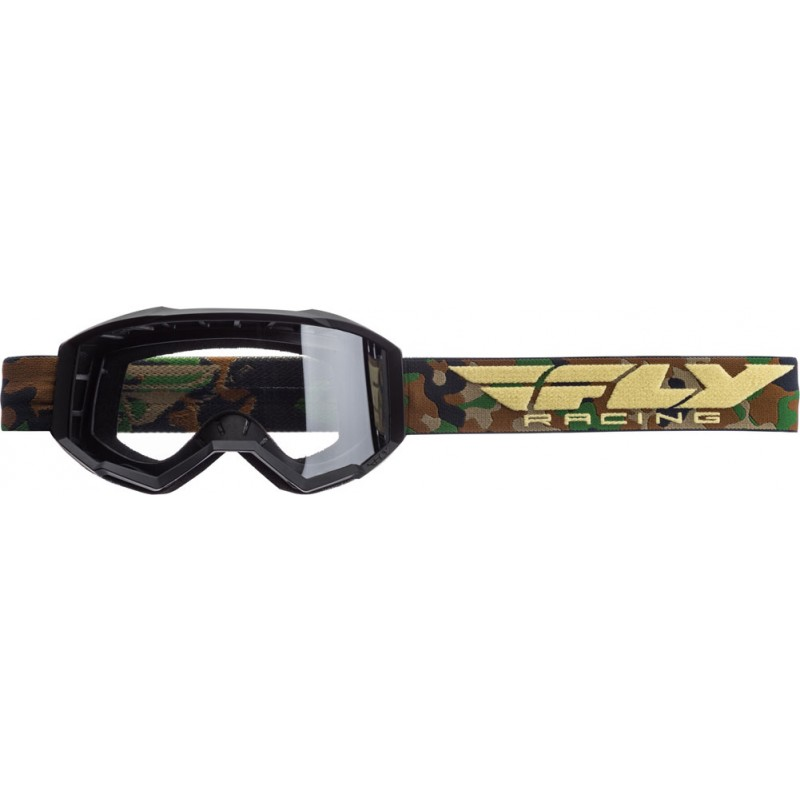 Fly Racing Brille Focus camo