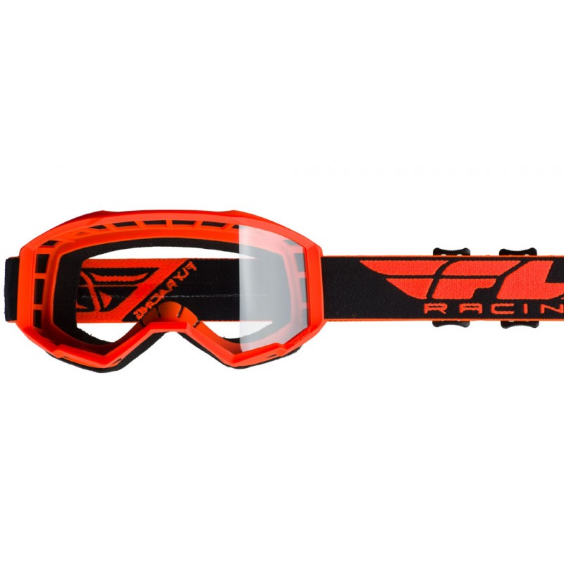 Fly Racing Brille Focus orange