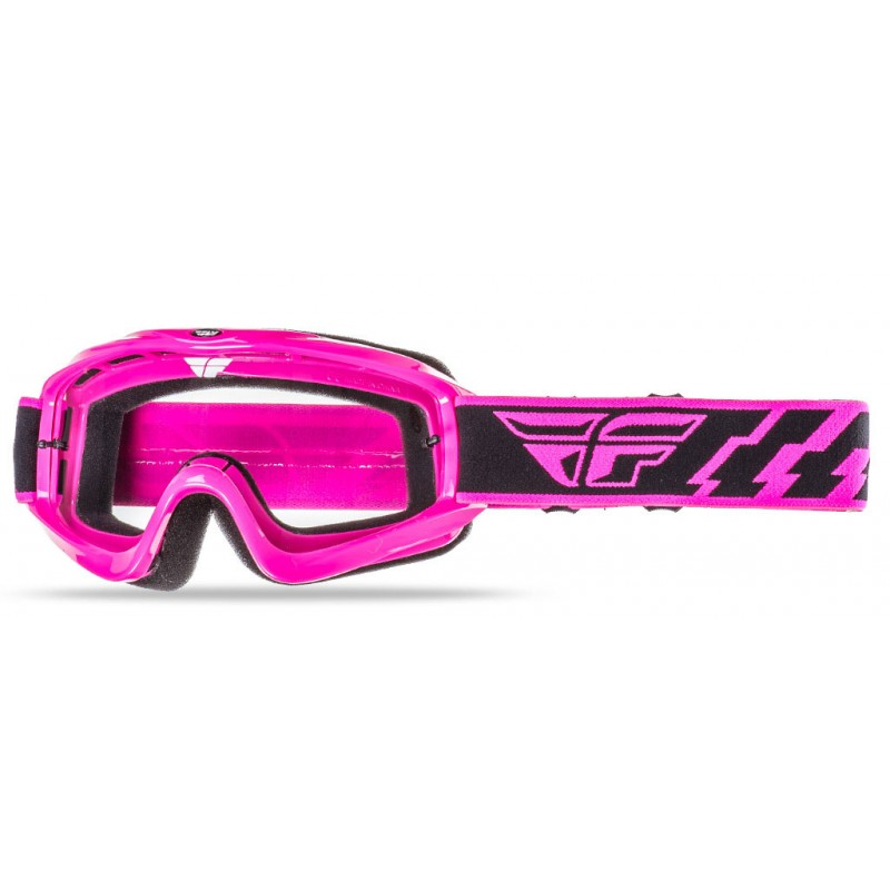 Fly Racing Brille Focus pink