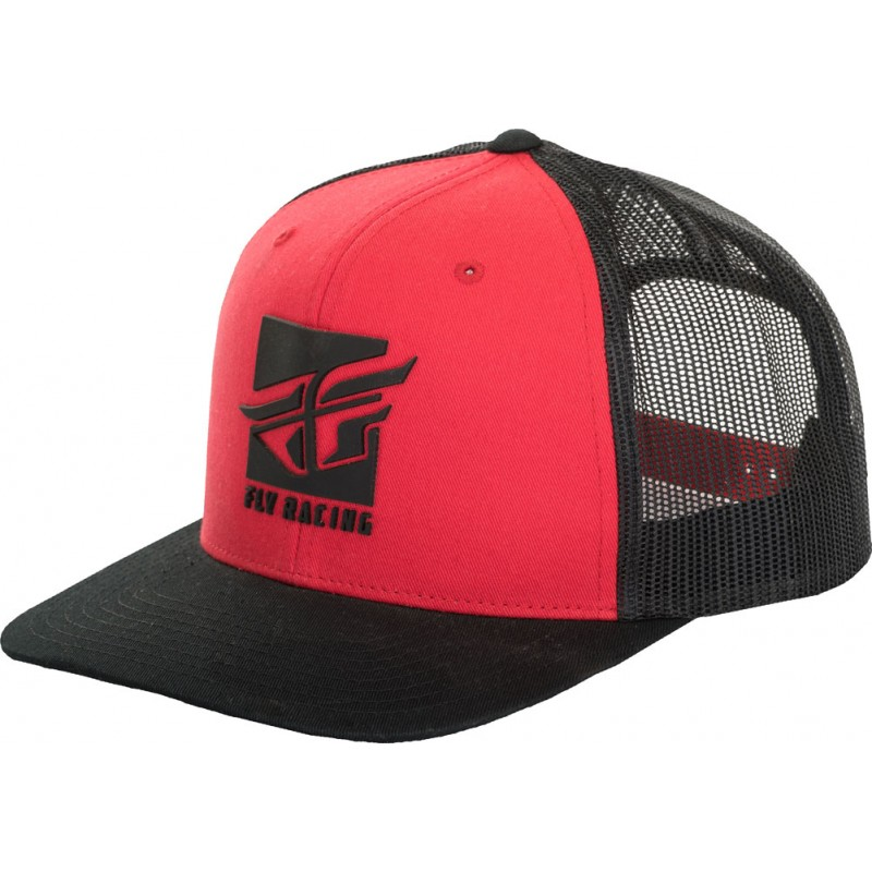 Fly Racing Cap Pathfinder rot