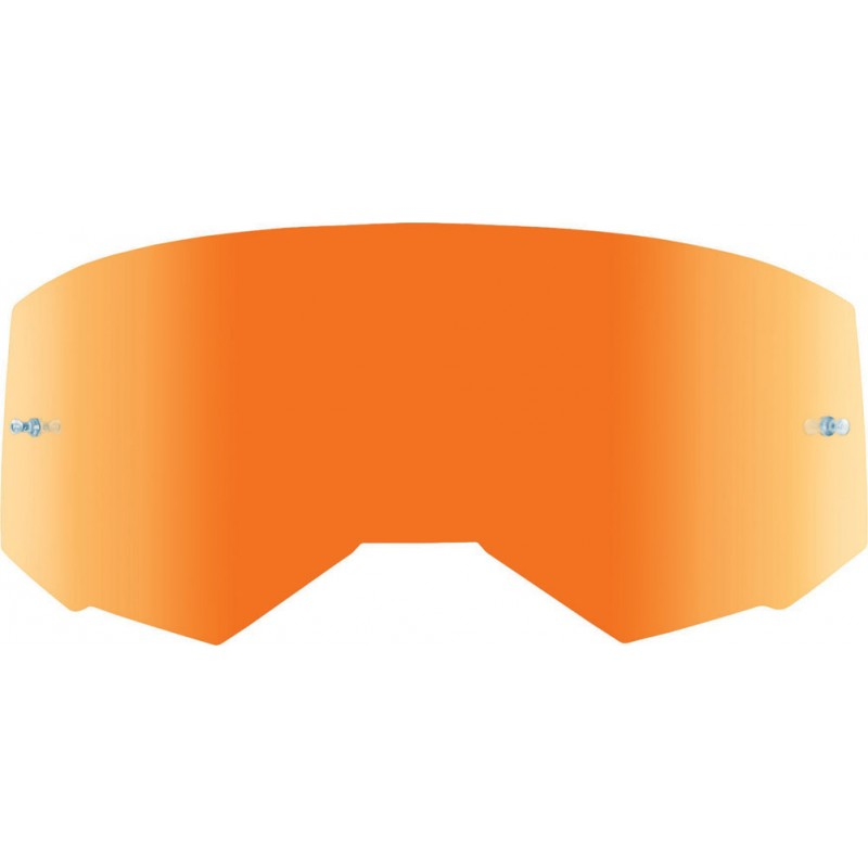 Fly Racing Ersatzscheibe orange versp.Posts Zone/Focus neu