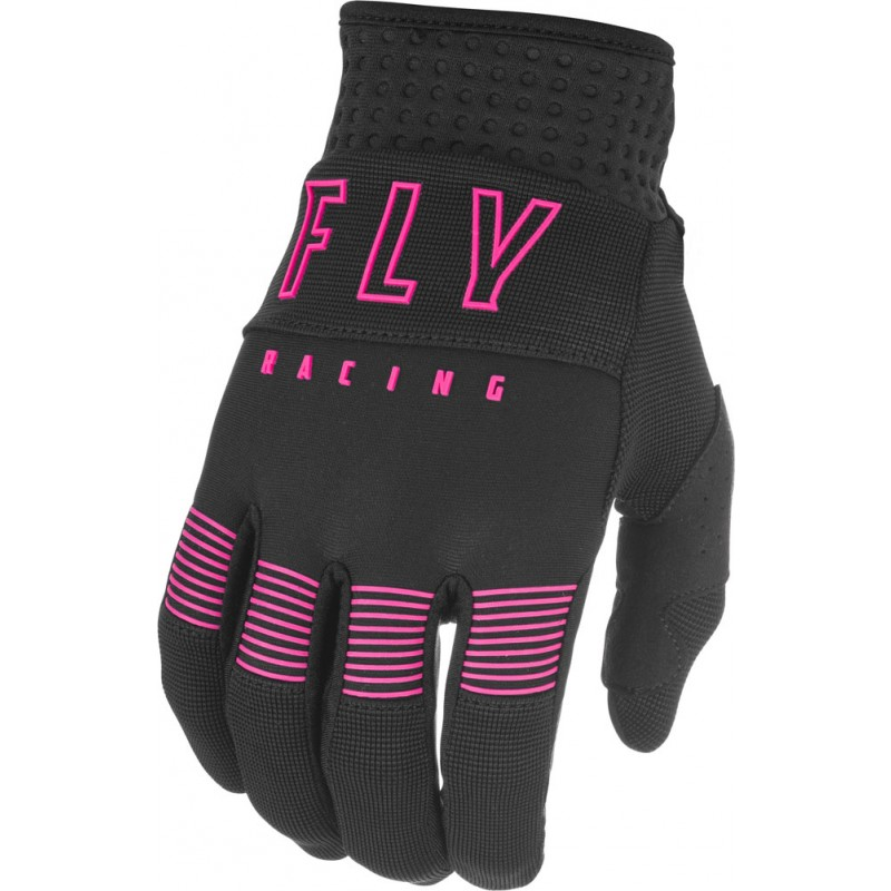 Fly Racing Handschuhe F-16 Lady schwarz-pink