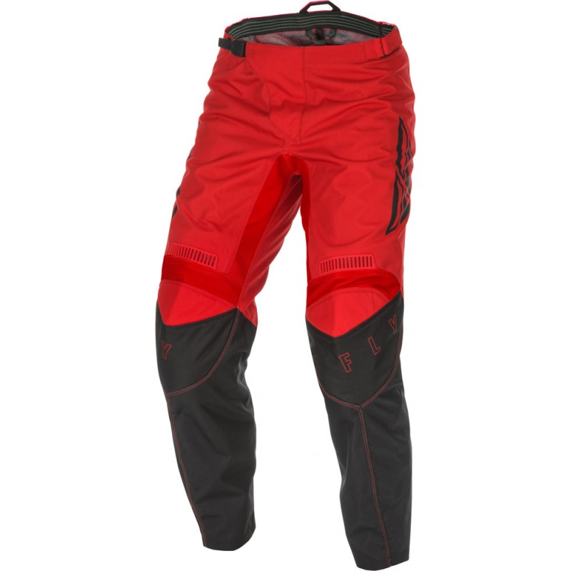 Fly Racing Hose F-16 Kids rot-schwarz