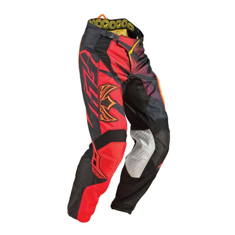 Fly Racing Hose Kinetic Inversion rot-schwarz