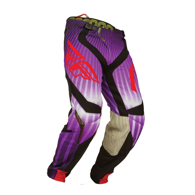 Fly Racing Hose Lite Hydrogen rot-purple
