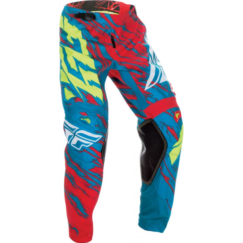 Fly Racing Kinetic Hose Kids Relapse teal-rot