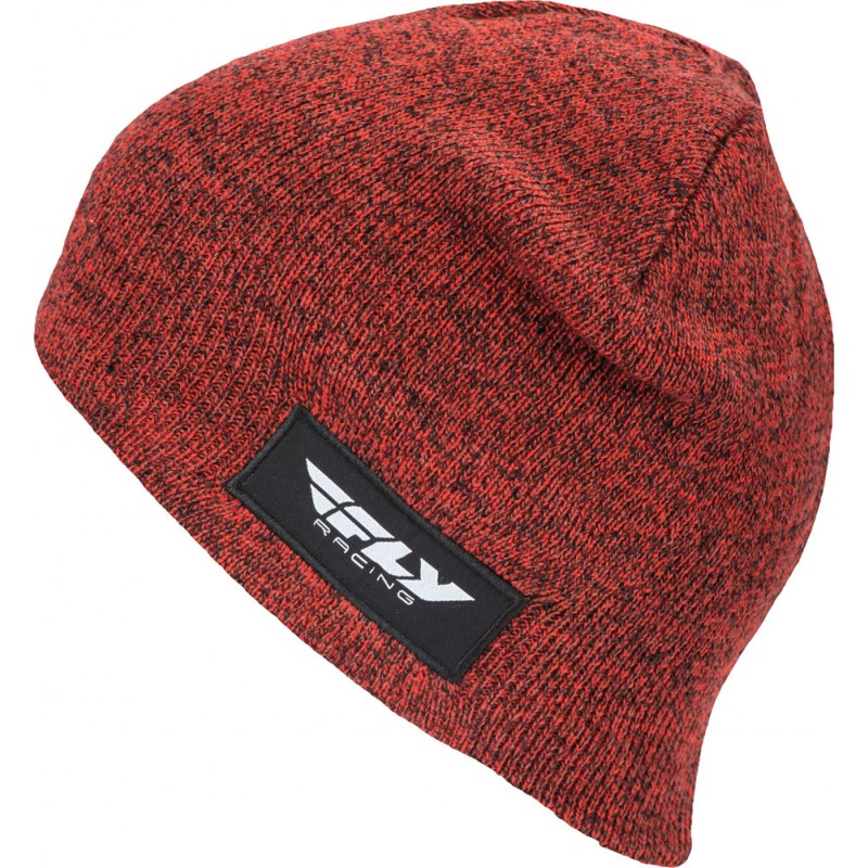 Fly Racing Mütze Fitted brick-heather