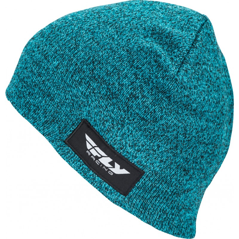 Fly Racing Mütze Fitted teal-heather