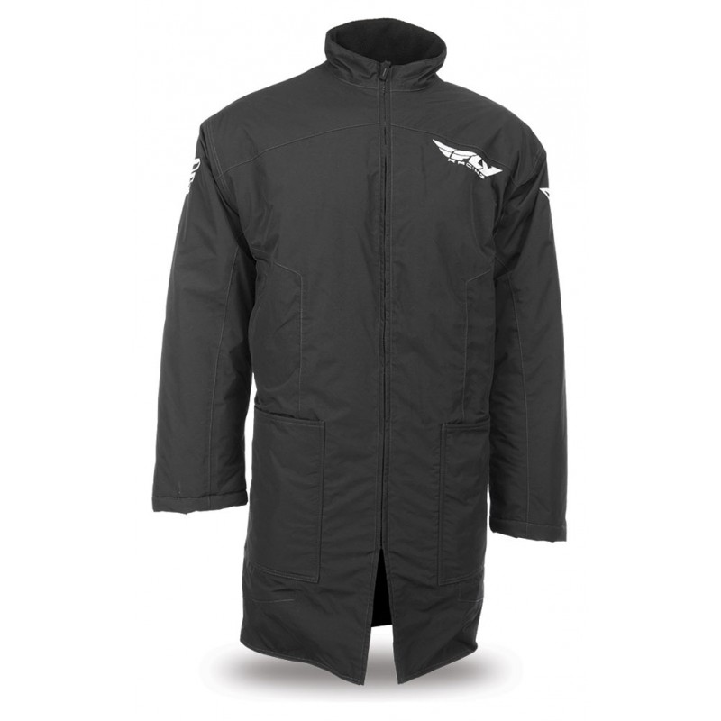 Fly Racing Pit Mantel Ice black
