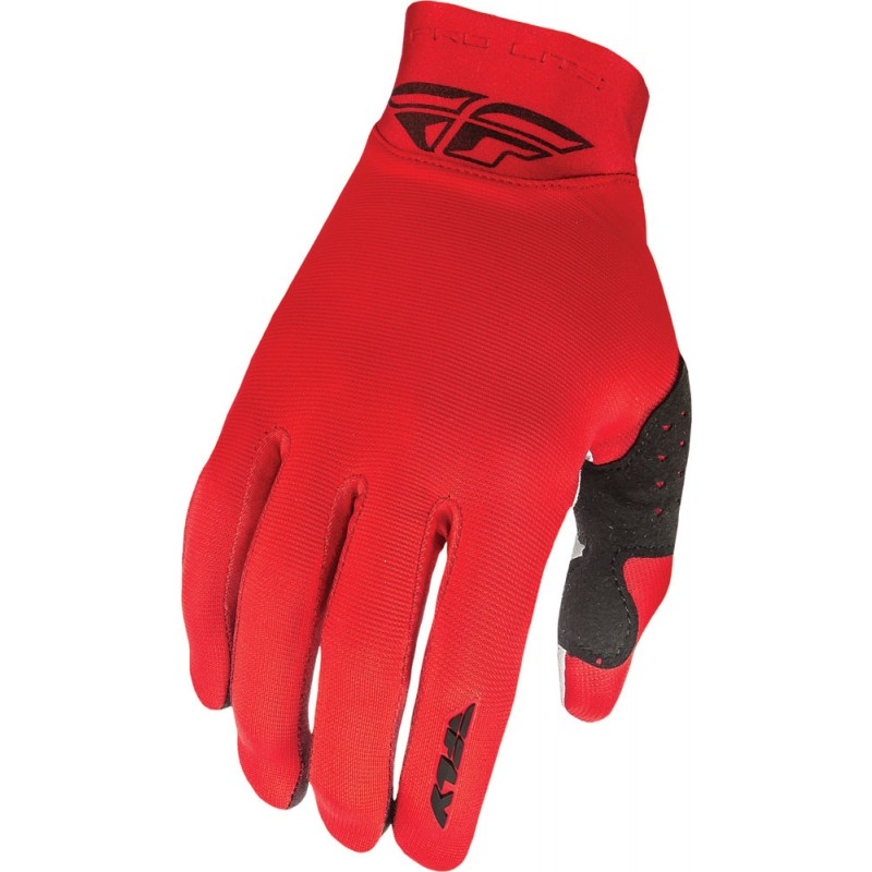 Fly Racing Pro Lite Handschuhe rot