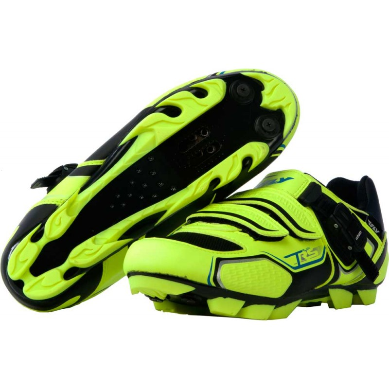 Fly Racing Schuhe Talon RS neon