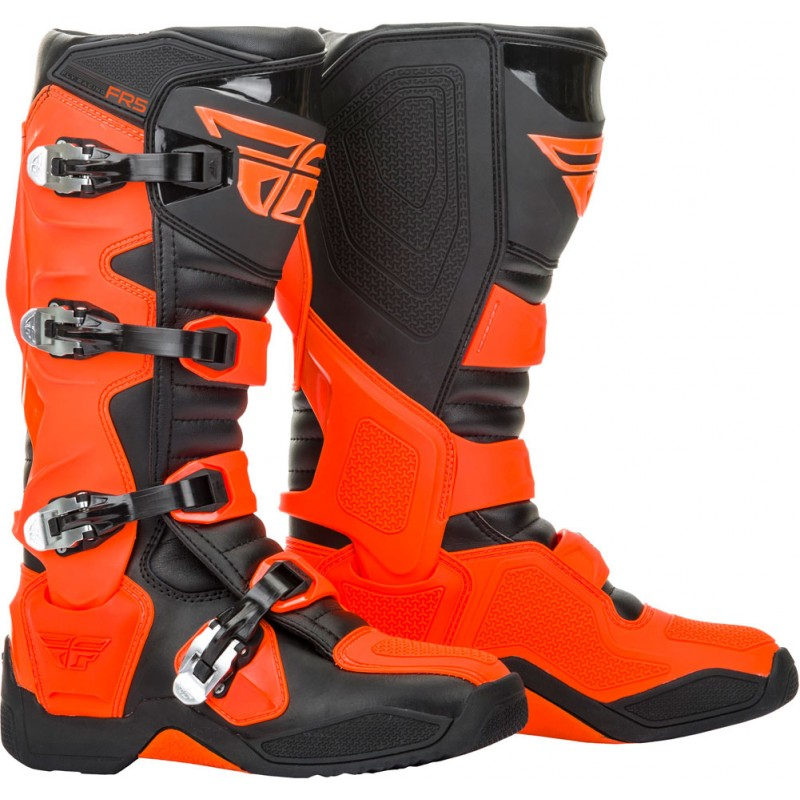 Fly Racing Stiefel FR5 orange