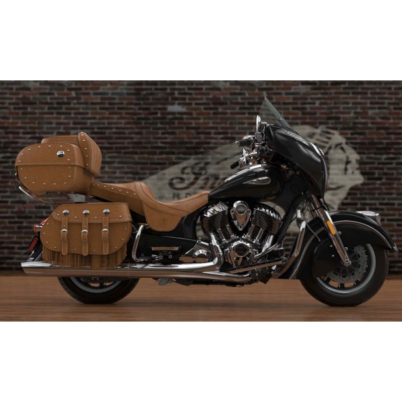 INDIAN Roadmaster Classic Thunder Black