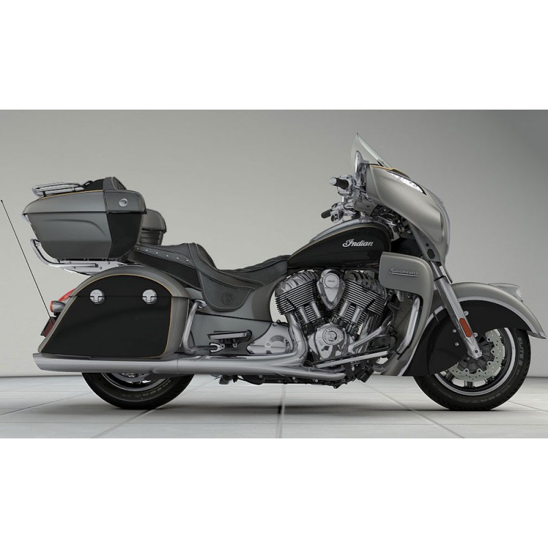 INDIAN Roadmaster Steel Gray/Thunder Black