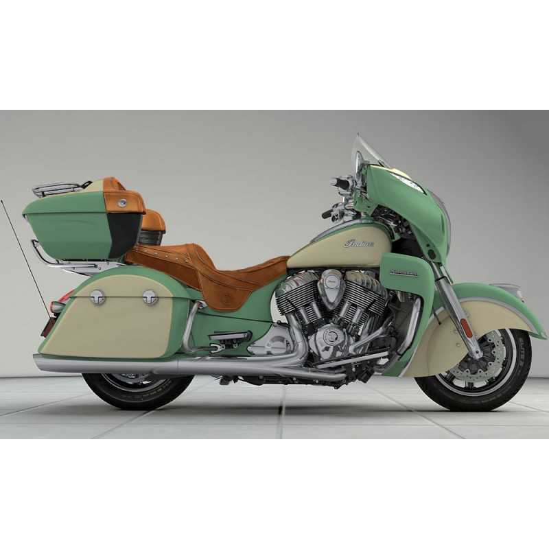 INDIAN Roadmaster Willow Green/Ivory Cream