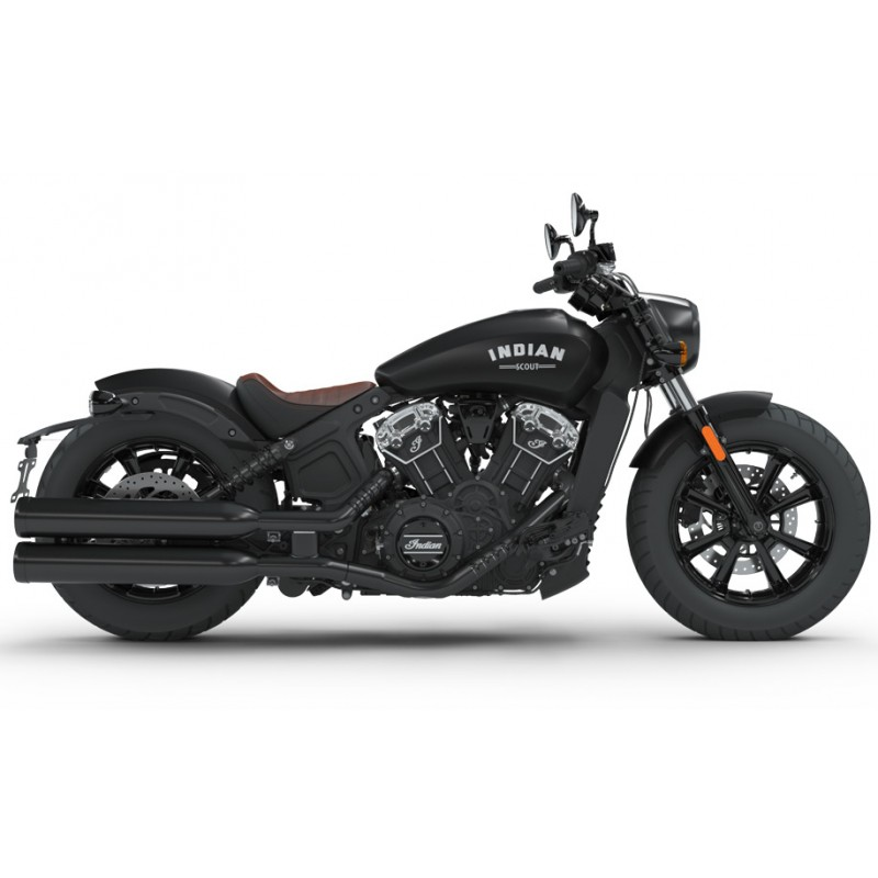 INDIAN Scout Bobber Black Smoke