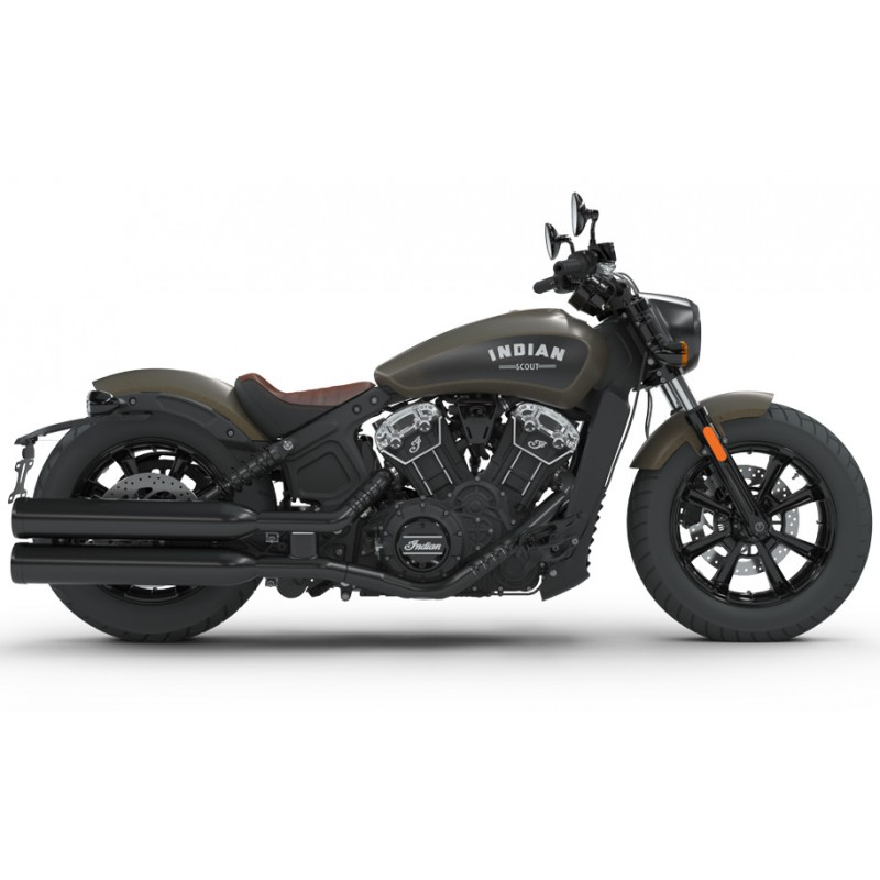 INDIAN Scout Bobber Bronze Smoke