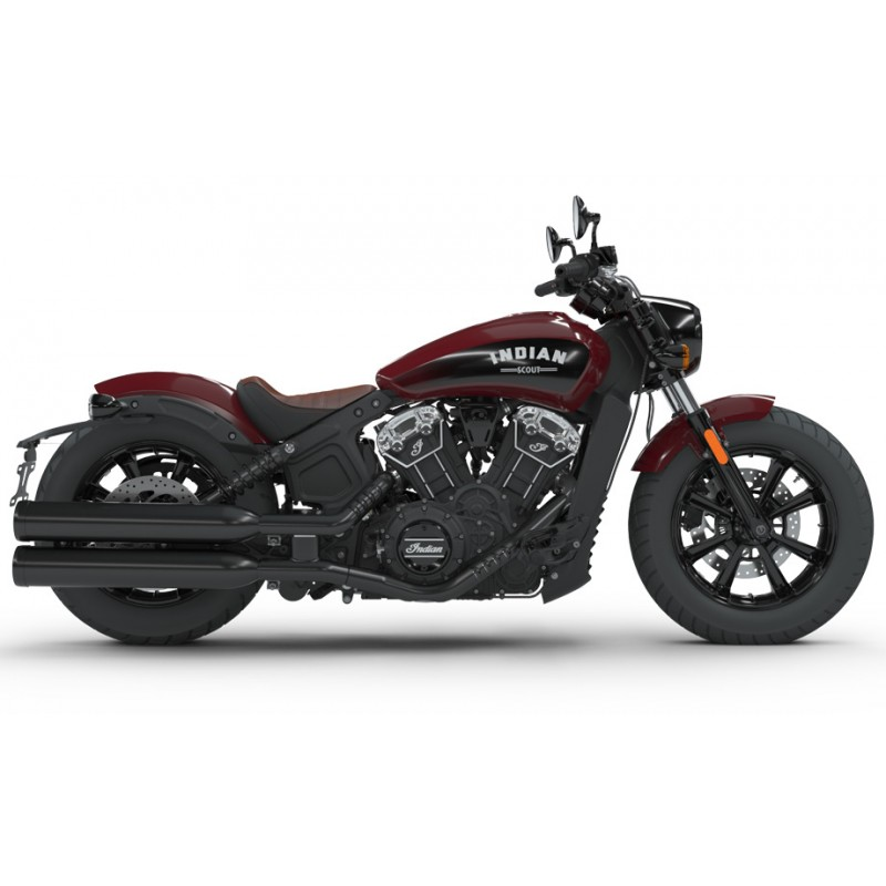 INDIAN Scout Bobber Indian Red