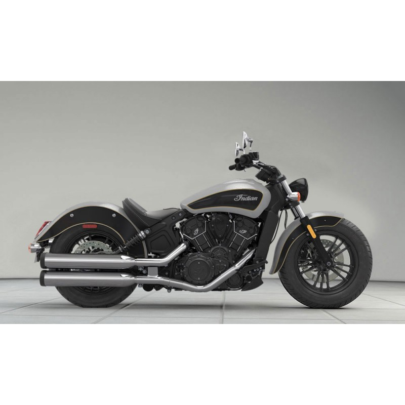INDIAN Scout Sixty Star Silver/Thunder Black