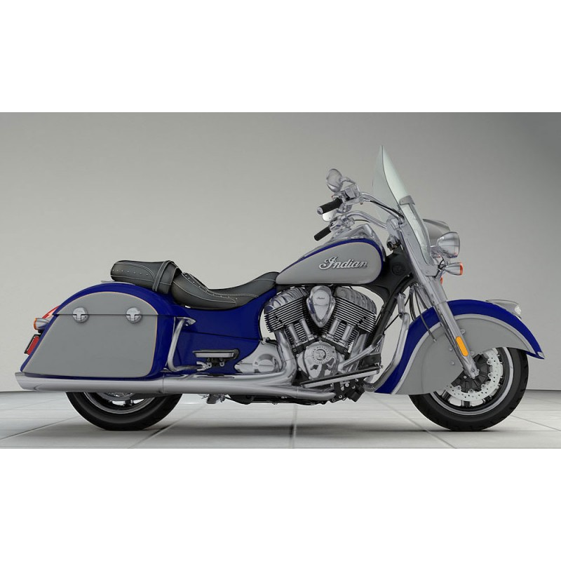 INDIAN Springfield Blue Saphire/Star Silver