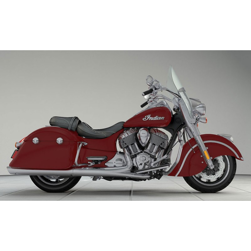 INDIAN Springfield Indian Red