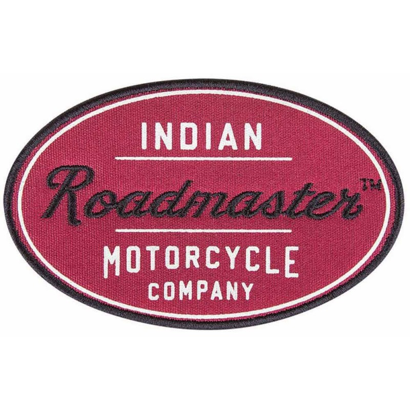 Indian Aufnäher Roadmaster 12cm