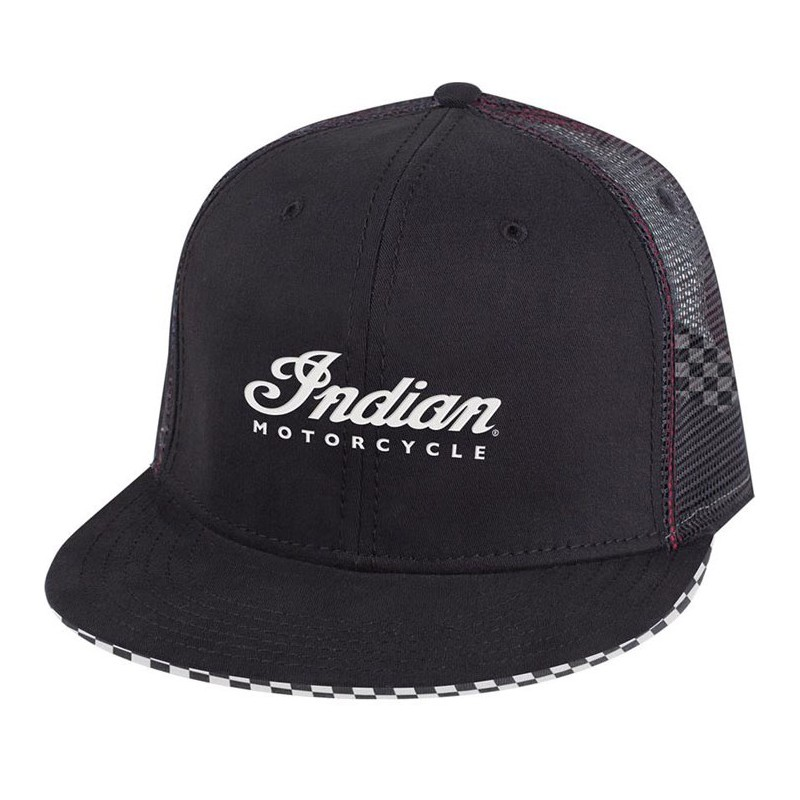Indian Cap Checkered HAT