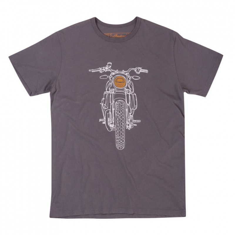 Indian Headlight Tee