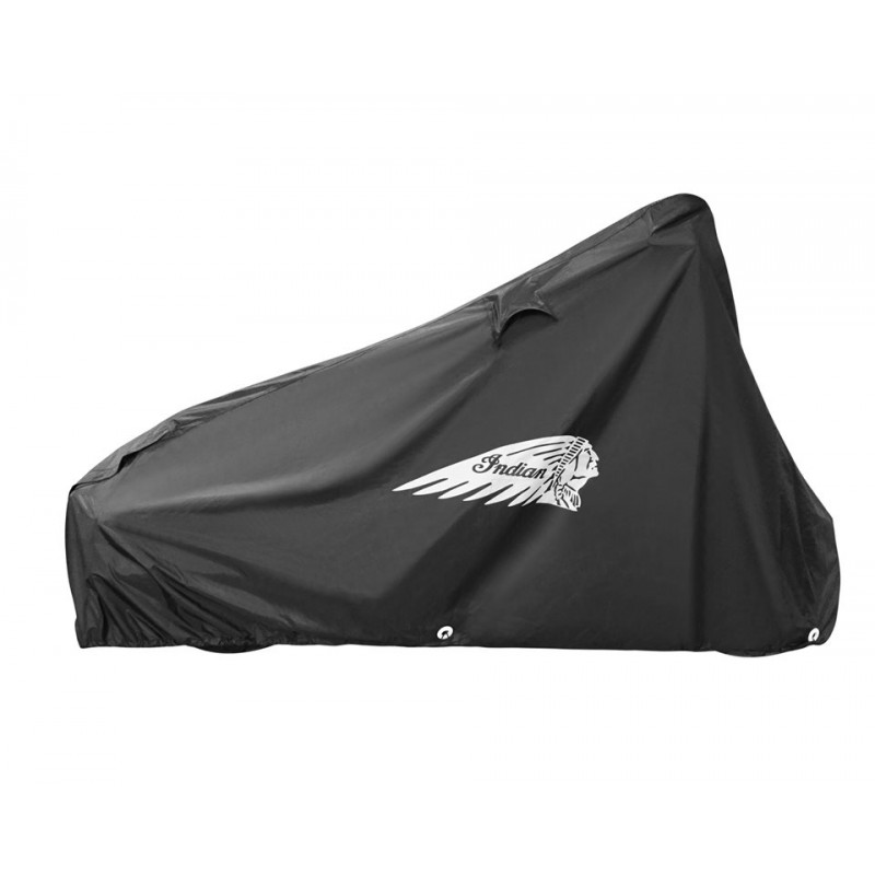 Indian Scout all weather cover blk
