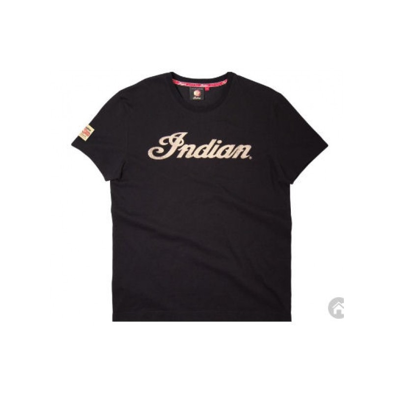 Indian Shirt Logo ecru