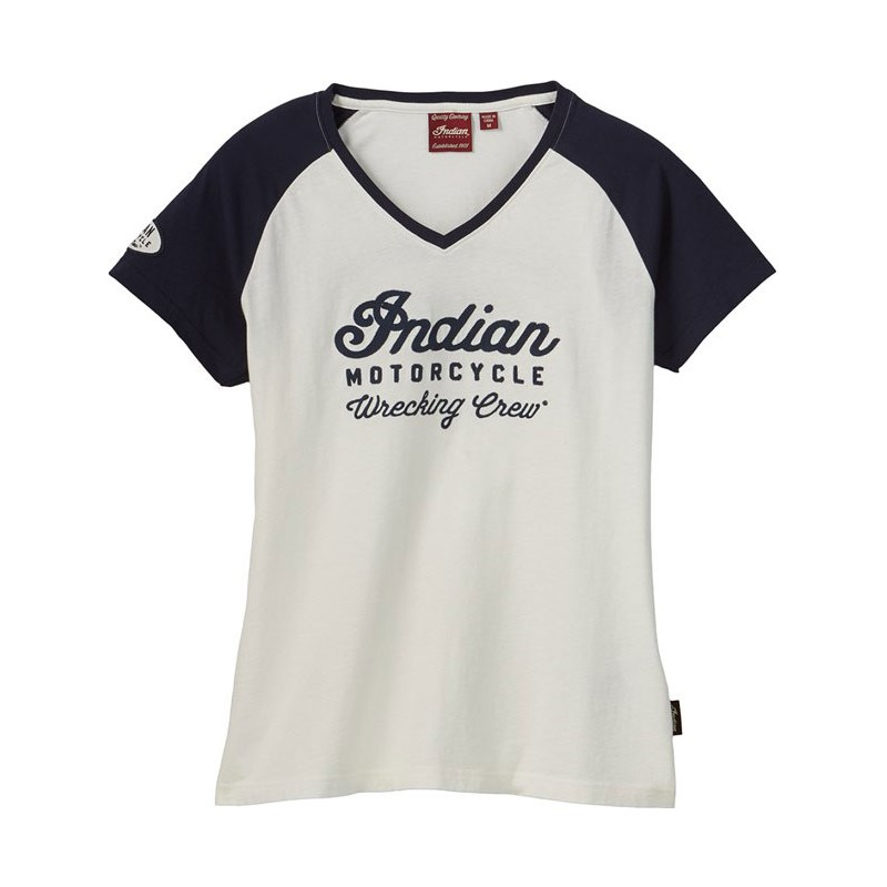 Indian Shirt Womens WRECKING CREW